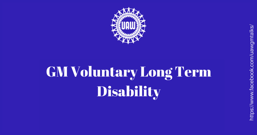 Long Term Disability