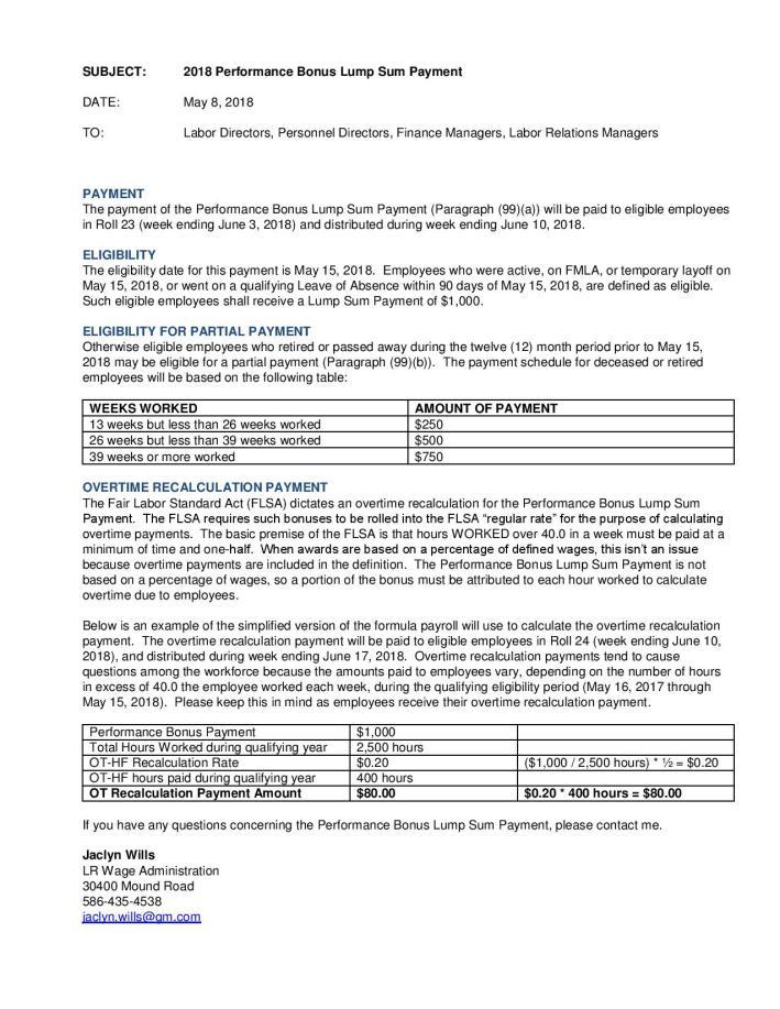 2018 Performance Bonus Lump Sum Payment Letter-page-001